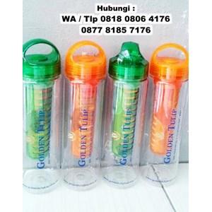 Souvenir Tumbler Promosi Berry Infused Water