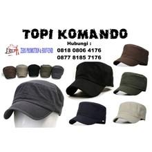 topi promosi komando commando hats model topi kota
