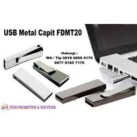 Jual Usb Flash Disk Promosi Usb Metal Capit Fdmt20 2