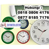 Jam Promosi Model Jam Dinding Promosi Di Tangerang  1