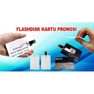 Usb Flash Disk Kartu Bisa Cetak Custom