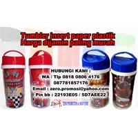 Distributor Tumbler Insert Paper Barang Promosi Perusahaan Murah 3