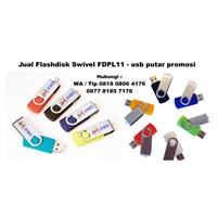 Usb Flash Disk Swivel Fdpl11 Usb Putar Promosi  1