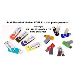 usb Flash disk Swivel FDPL11 usb putar promosi