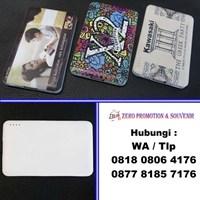 Distributor  Aksesoris Handphone Powerbank Promosi 2000 Mah P20cd03  3