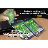 Jual  Kartu Tanda Pengenal Casing Id Card Karet 2