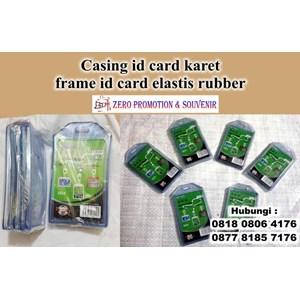 Kartu Tanda Pengenal Casing Id Card Karet