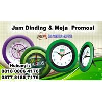 Jual Jam Promosi Murah Digital Printing Logo  Foto  2