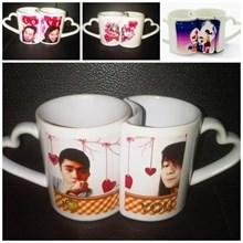 Romantic gifts Mugs promotional glass Couple
