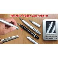 Jual  Usb Flash Disk Promosi Flashdisk Pulpen Laser Pointer Murah  2