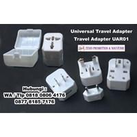 Distributor Barang Promosi Perusahaan Travel Adapter Uar01  3