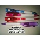 Barang Promosi Perusahaan Senter Pen Pulpen Senter Led 4