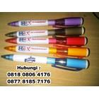 Barang Promosi Perusahaan Senter Pen Pulpen Senter Led 3