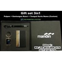 Barang Promosi Perusahaan Gift set 3in1