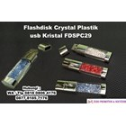 Usb Flash Disk Crystal Plastik Usb Kristal Fdspc29  1
