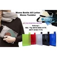 Barang Promosi Perusahaan Memo Tumbler A5 Letter