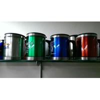 Barang Promosi Perusahaan Souvenir Mug Tumbler Stainless