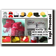 Pusat Konveksi Souvenir Topi Promosi Tangerang