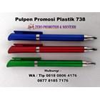 Barang Promosi Perusahaan Pulpen Promosi 738 2