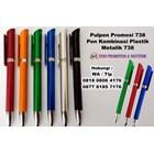 Barang Promosi Perusahaan Pulpen Promosi 738 3