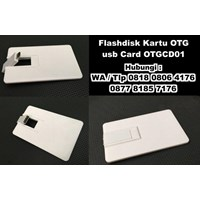 Usb Flash Disk Kartu Otg Usb Card Otgcd01