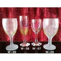 Gelas Promosi Souvenir Gelas Wine