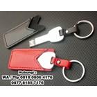 Usb Flash Disk Kunci Bahan Metal Dengan Sarung Kulit Fdlt26  3
