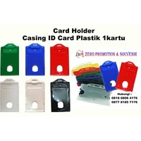 Card Holder Or a plastic Id Card Casing 1Kartu Id