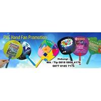 Barang Promosi Perusahaan Kipas Promosi Plastik Pvc