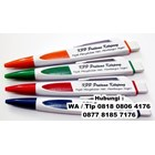 Pulpen Dan Pensil Pulpen Gepeng Souvenir Pen Gepeng Ujung Warna (Alat Tulis Lainnya) 3