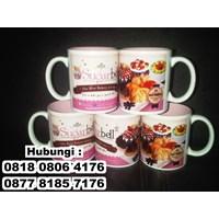 Mug Promosi Di Tangerang  Gelas Promosi