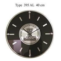 Jual Souvenir Stainless Steel Jam Dinding Promosi Kode 395Al Jam Promosi fc4714c5ce