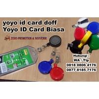 Yoyo Id Card Doff Yoyo Id Card Biasa  Kartu Tanda Pengenal