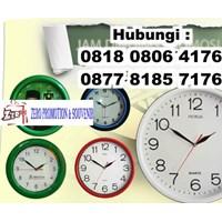 Produksi Jam Dinding Promosi Murah Tangerang Jam Promosi