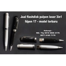 Usb Flash Disk Pulpen Laser 3In1 Fdpen 17