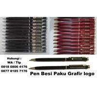 Distributor Pulpen Besi Model Paku Pulpen Dan Pensil 3