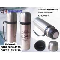 Jual Barang Promosi Perusahaan Tumbler Botol Minum Stainless Sport T500 2