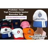 Distributor Konveksi Topi Promosi Bordir Tangerang  3