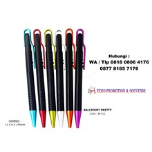 Plastic Ballpoint Pen Pen Pretty Souvenir Pens An