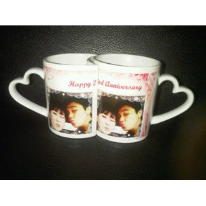 Mug Couple  Gelas Promosi