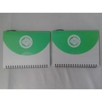 Distributor Memo Plastik Besar Blocknote Spiral Agenda Promosi  3