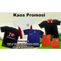 Distributor Barang Promosi Perusahaan Menyediakan Kaos Promosi  3