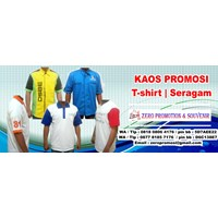 Jual Barang Promosi Perusahaan Menyediakan Kaos Promosi  2