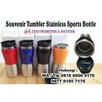 Jual Souvenir Tumbler Stainless Sports Bottle Barang Promosi Perusahaan 2