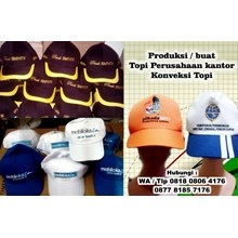 Production Of Promotional Hats For Promotional Gif