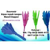 Barang Promosi Perusahaan Souvenir Kipas Tepuk Tangan Hand Clapper 1
