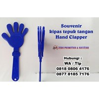 Jual Barang Promosi Perusahaan Souvenir Kipas Tepuk Tangan Hand Clapper 2