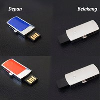 Jual  Usb Flash Disk Souvenir Flashdisk Slim Slider Kode Fdmt 21  2