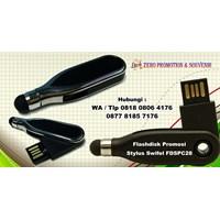 Jual  Usb Flash Disk Promosi Stylus Swifel Fdspc28 Harga Grosir  2
