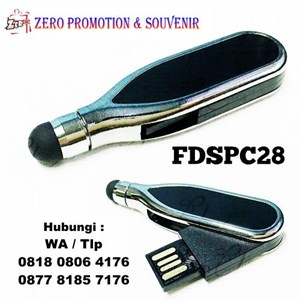 Usb Flash Disk Promosi Stylus Swifel Fdspc28 Harga Grosir